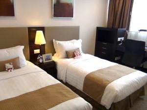 Somerset Hoa Binhのベッドルーム