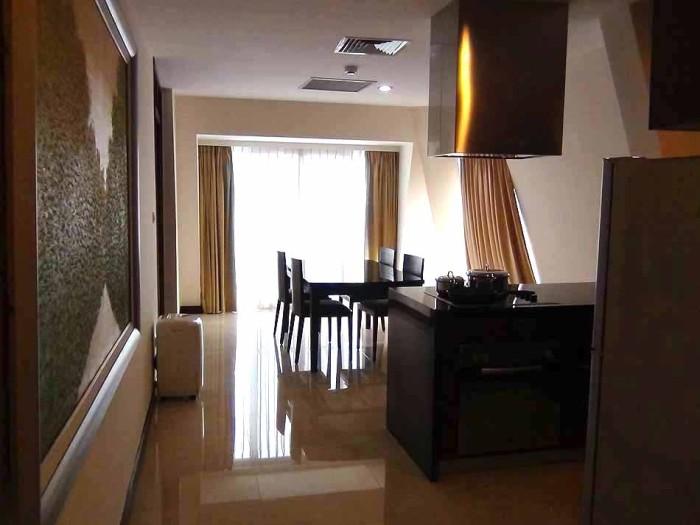 Fraser Suitesにたった2部屋しか無い稀少価値の1ベッドルームです
