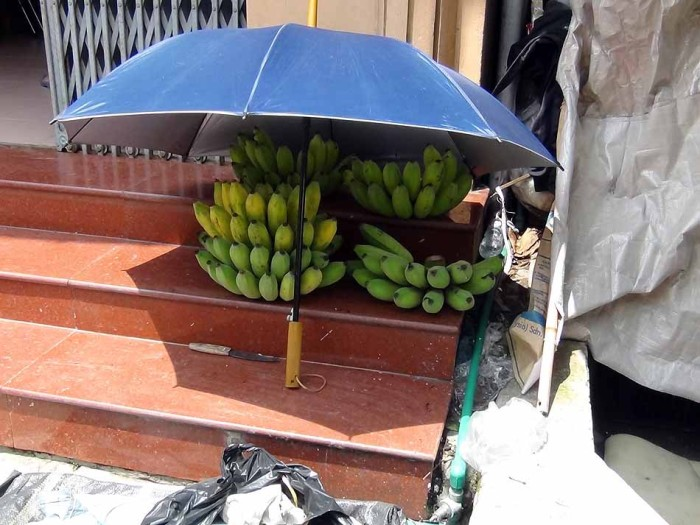 何より健康が一番。バナナを食べて熱中症にはご注意を