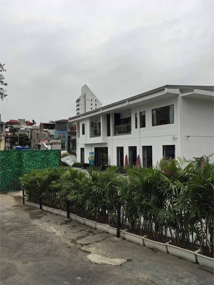 SUN GRAND CITY Thuy Khue Residenceの現地販売センター