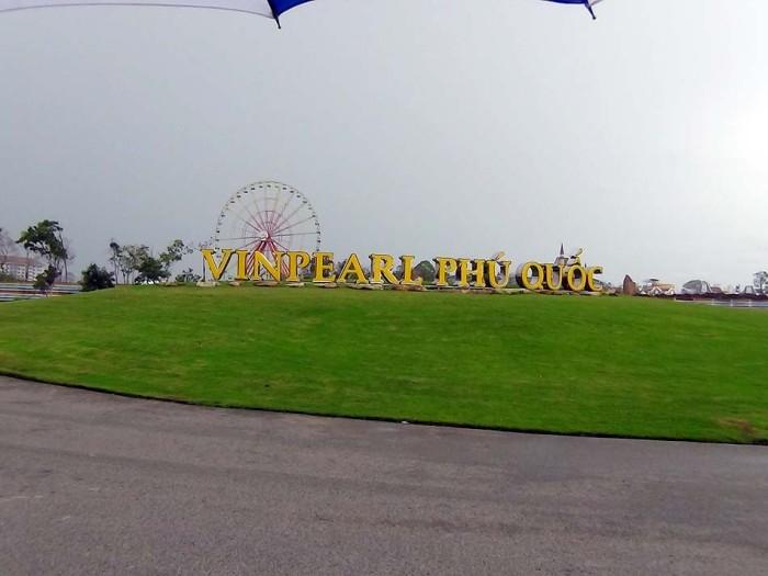 「Vinpearl Phu Quoc Resort」は大人から子供まで楽しめる大規模ビーチリゾートです