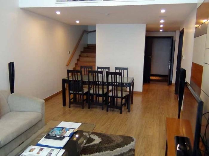 1階に1部屋、2階に1部屋という贅沢な間取りです