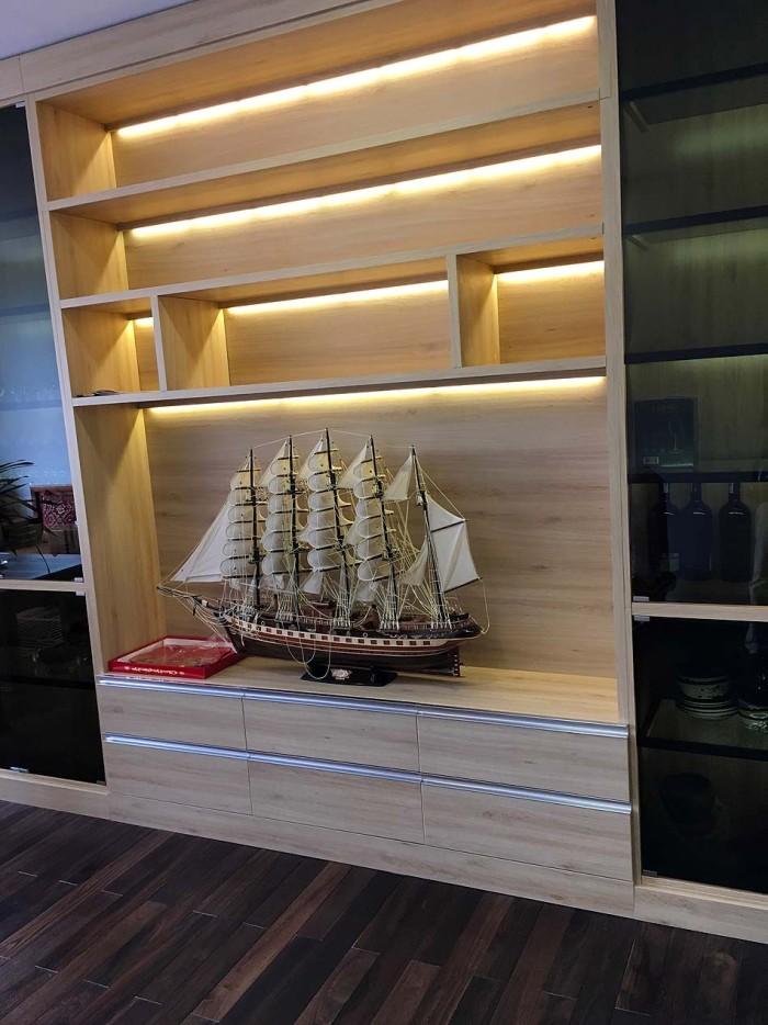 ホコリ処理が厄介な帆船プラモ