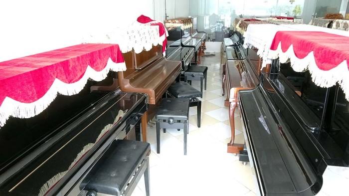 YAMAHAのアップライト、グランドピアノの良質な中古を取り扱っています