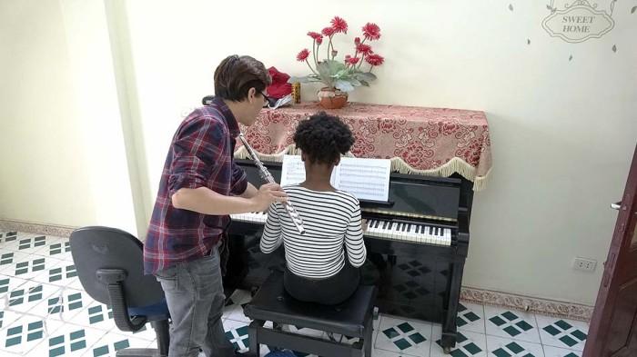 Piano Plusは教育事業に力を入れています