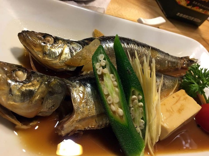 魚の煮付け「これをベトナム人が完璧に味付けしています」