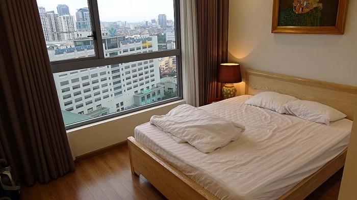 バルコニーからもベッドルームからもCity Viewが綺麗に見渡せるお部屋です