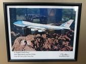 アメリカ「Air Force One」より感謝状を贈られたサービスアパートがあります