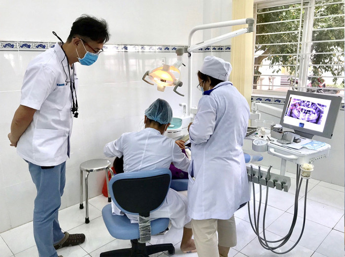 日本とベトナムの歯科医療のレベルがどれだけ違うのか