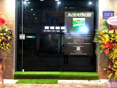 日本製高性能ゴルフシミュレーターを導入した日本人運営の「ALBATROSS(アルバトロス)」がOpenしました