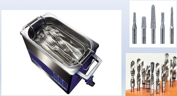 日本では当たり前のようにある「超音波洗浄機」