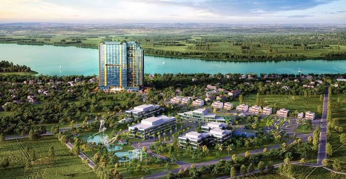 Phu Tho省Thanh Thuyで開発が進む5つ星温泉リゾートのご紹介です