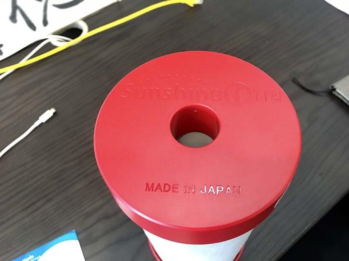 HIKARIXのフィルターは全て100%メイドインジャパンです