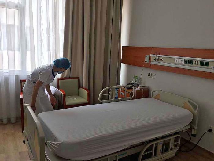 Vinmecの個室病棟