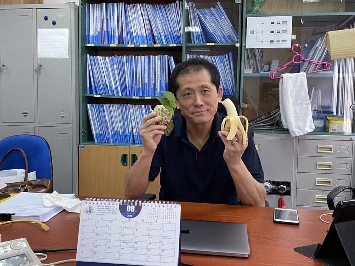 お粥しか食べることができなかった入院時の反動で、ベトナムの果物を食べ漁る私