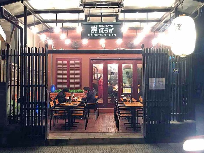 【DCA作例】ハノイ焼き鳥No1店「炭ぼうず」も店主のリクエスト通りのコストパフォーマンスを発揮されています