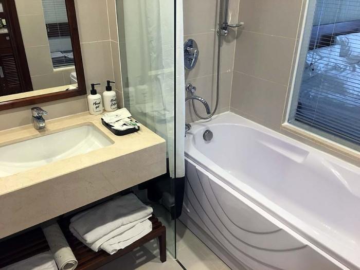 良いホテルです、Huyenさん有り難う!