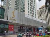 Fraser Suitesの敷地内にあるタイ湖東岸エリアの旗艦ショッピングモール「Syrena Shopping Center」
